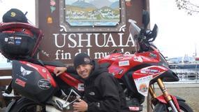 Dookoła świata na motocyklu