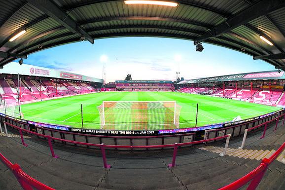 Stadion Brentforda