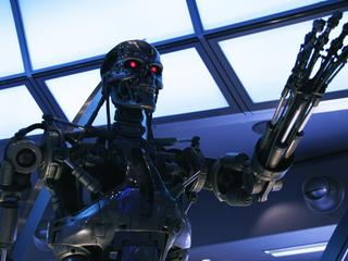 robot android terminator