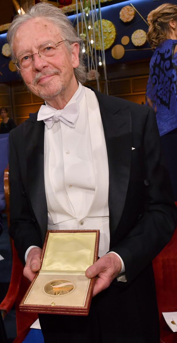 Nobelovac: Peter Handke