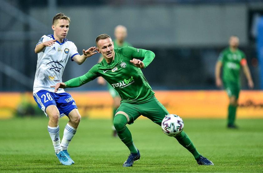 Piłkarze z Poznania nie wygrali ostatnich czterech meczów