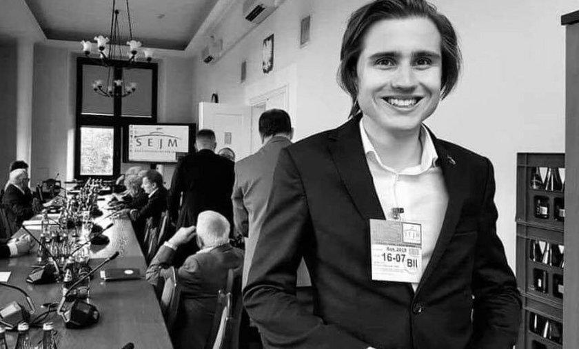 Nie żyje młody radny z Lublina. Ministerstwo przekazało kondolencje