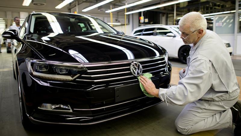 Volkswagen Emden