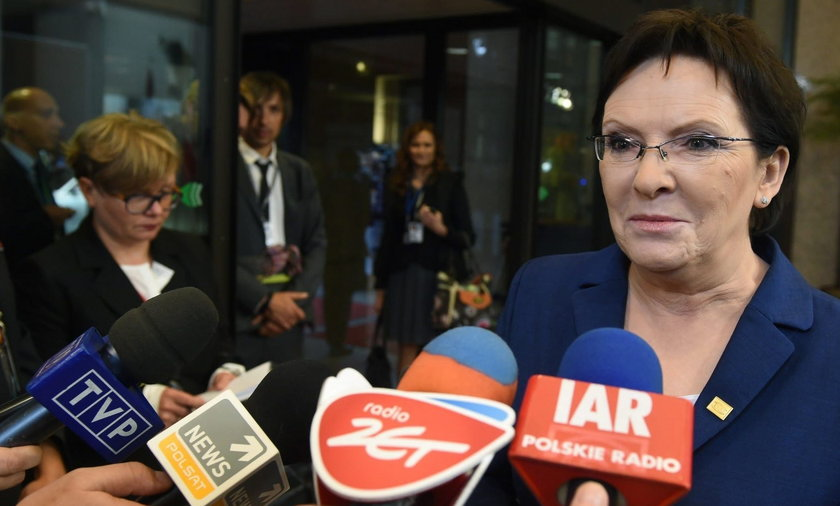 Ewa Kopacz na europejskim szczycie energetycznym