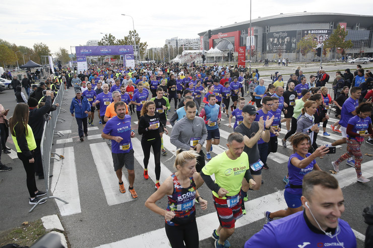 prvi srpski maraton nbg