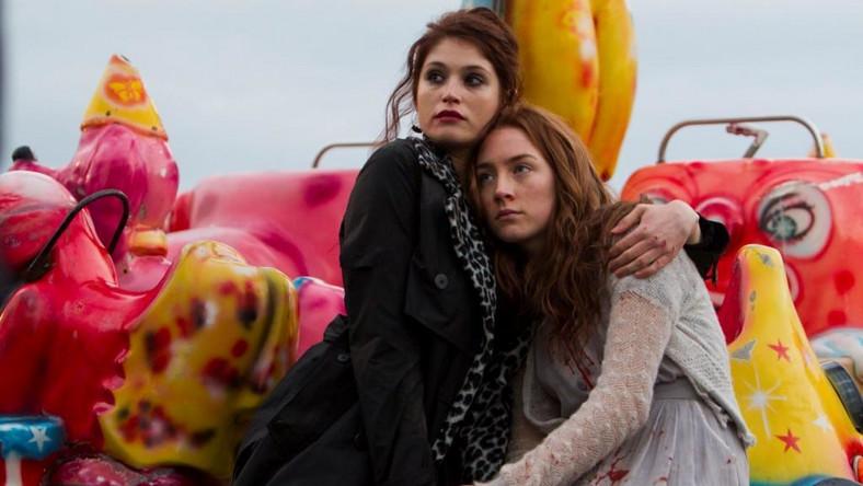 "Gemma Arterton i Saoirse Ronan w ""Byzantium"""