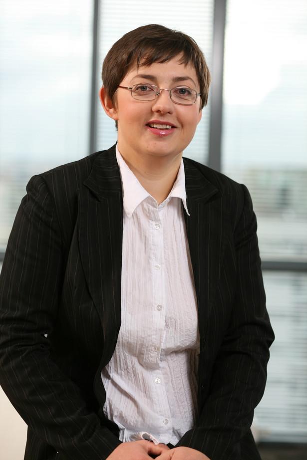 Aldona Szady-Ślaska, menedżer w Deloitte