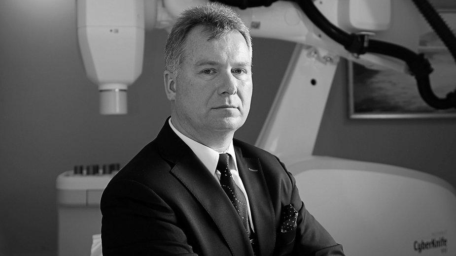 Profesor Leszek Miszczyk