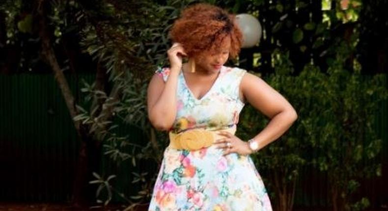 Grace Msalame is an icon for plus size fashion.