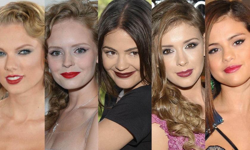 Gwiazdy, które postarzają się makijażem i stylizacjami