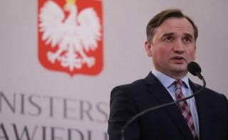 Ziobro proponuje ustawę o ochronie wolności słowa w internecie