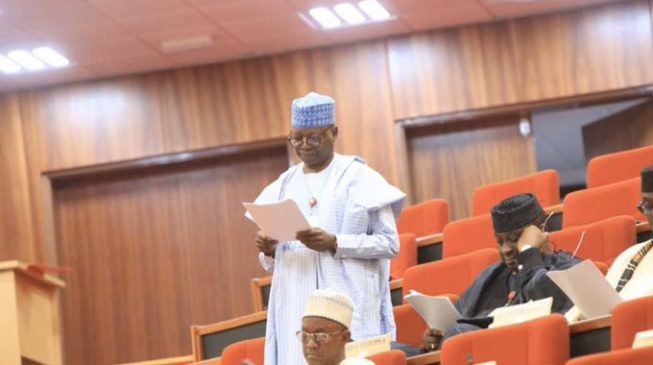 The Senate had re-introduced the bill sponsored by Mohammed Sani Musa, senator representing Niger East Senatorial District. [The Cable]