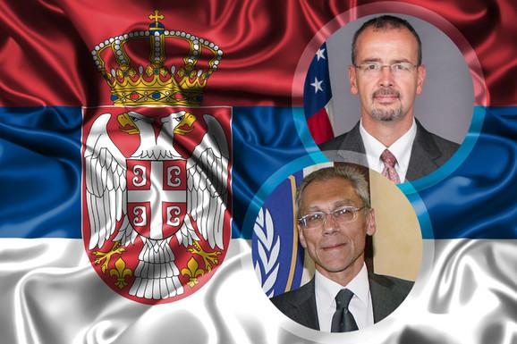 SMENE U AMBASADAMA RUSIJE I SAD Dve velike sile menjaju glavne igrače u Srbiji, STIŽU IZ MOSKVE, a već ih nazivaju specijalcima