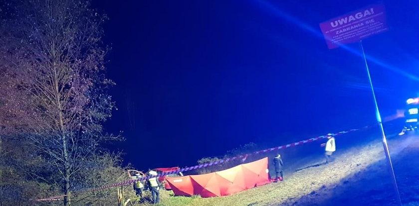 Koszmarny wypadek w Opatkowicach. Zginęło troje nastolatków