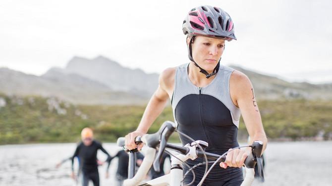 Većina biciklista susreće se s problemom suvih usta