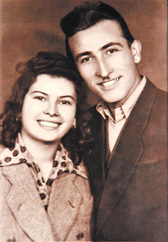 Radmila i Dragoljub proveli su u braku skoro 60 godina