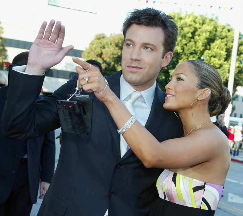 Jennifer Lopez and Ben Affleck will be getting married?