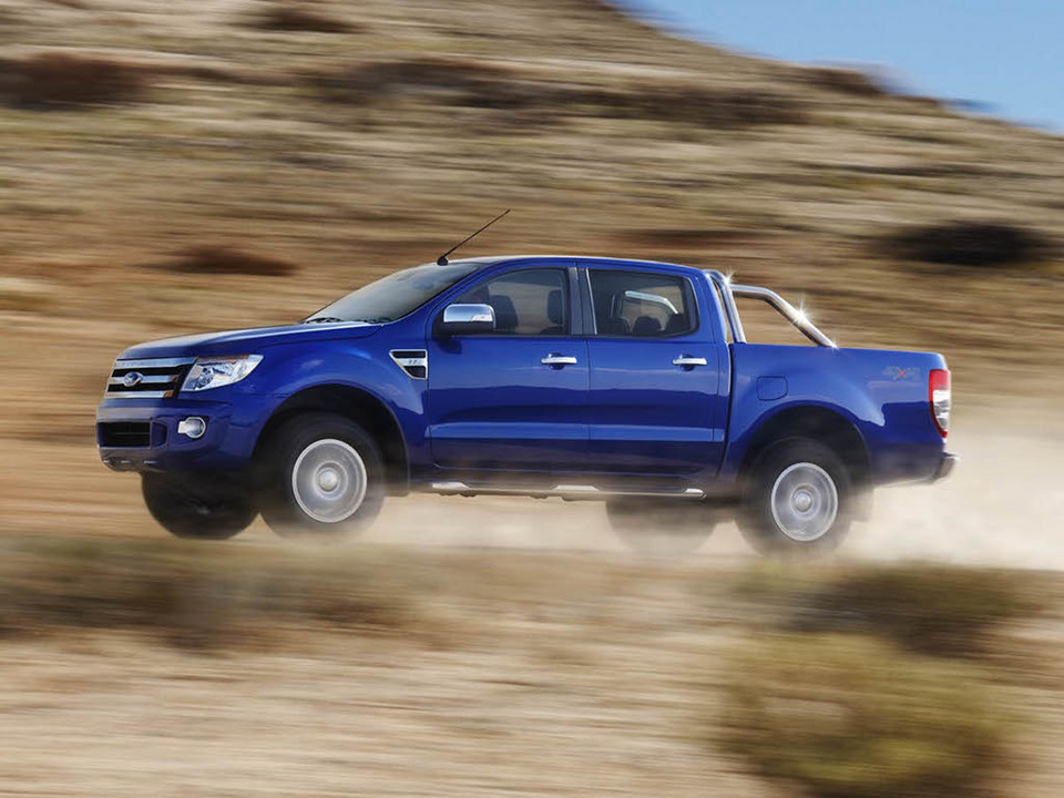 Nowy Ford Ranger