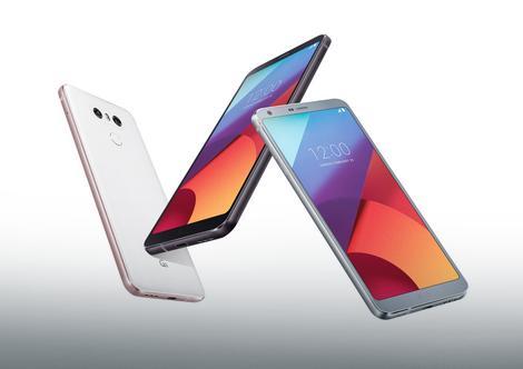LG G6 uskoro u prodaji