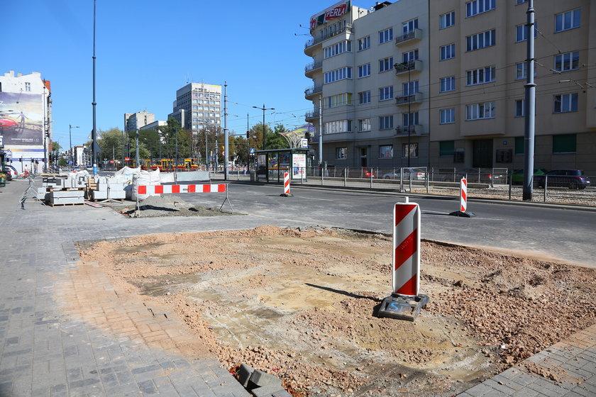 W Łodzi ruszyły remonty chodników. Zarząd dróg obiecuje, że zakończą się jeszcze w tym roku