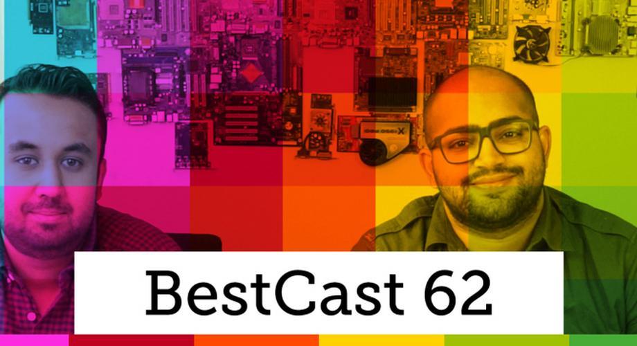 BestCast 62: G4, High-End-Lumias, iPad Pro und Oculus Rift