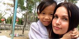 Majdan romansuje, a jego była pomaga dzieciom w Wietnamie. Zobacz zdjęcia