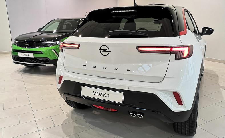 Opel Mokka i Mokka-e