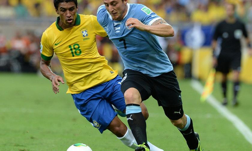 Brazylia vs Urugwaj