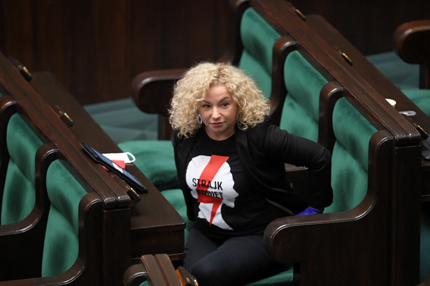 Katarzyna Kotula, Lewica
