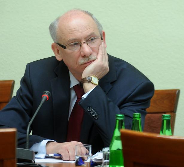 Janusz Lewandowski, Janusz Lewandowski, Komisarz UE ds. budżetu i programowania finansowego.