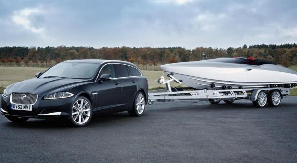 Jaguar motorówka