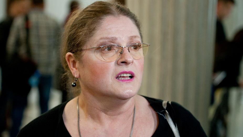 Prof. Krystyna Pawłowicz
