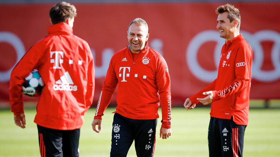 Hansi Flick i Miroslav Klose