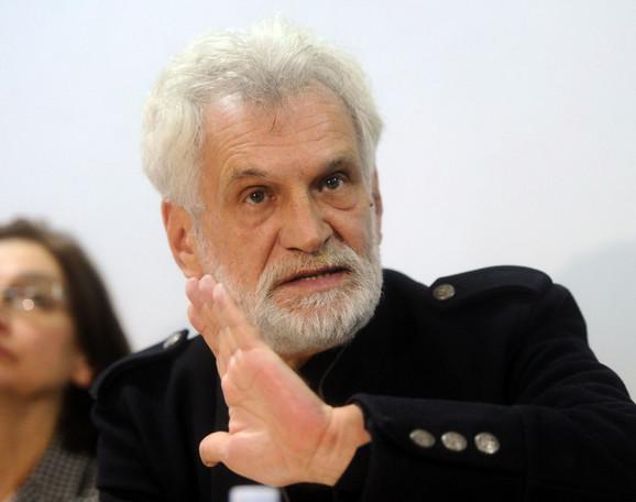 Profesor Zoran Stojiljković