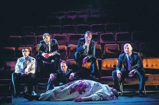 """Wakar: """"Juliusz Cezar"""" w Teatrze Powszechnym jest fascynujący"""