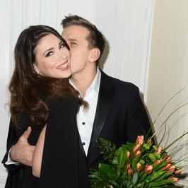 """Miłość w blasku fleszy: Klaudia Halejcio i Tomasz Barański. """"Zaczęło się od tańca"""""""