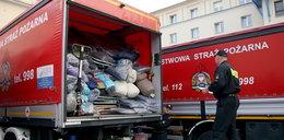 Krakowscy strażacy pomogą uchodźcom na Węgrzech