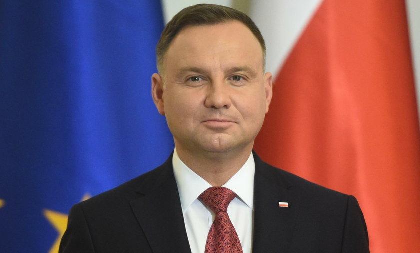 Prezydent skomentował loty marszałka Kuchcińskiego