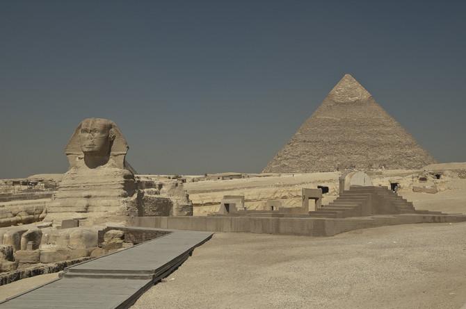 Piramide u Egiptu i dalje intrgiraju