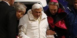 Papież odchodzi. Zabija go rak?