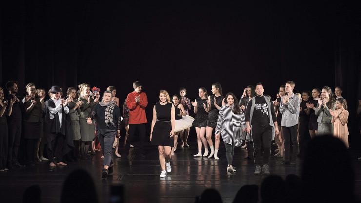 """Mjuzikl """"Ko se boji Isadore Duncan"""" izveden sinoć u Pozorištu na Terazijama"""