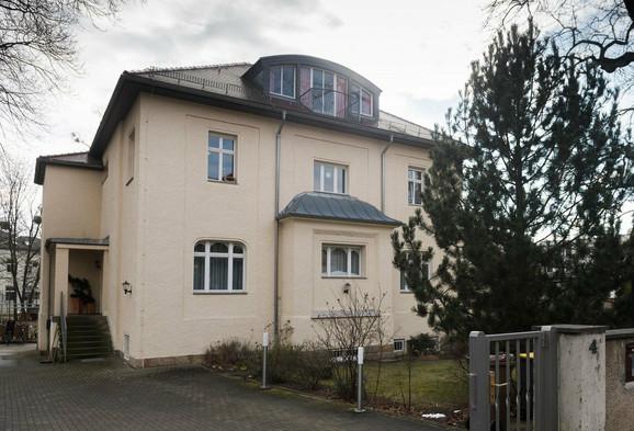Bivše središte KGB-a u Drezdenu