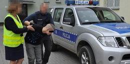 Brawo policja! Złapali oszusta na gorącym uczynku