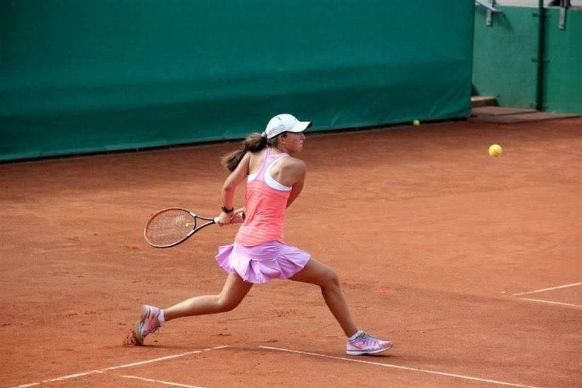 15-letnia Polka zostanie nową gwiazdą tenisa?
