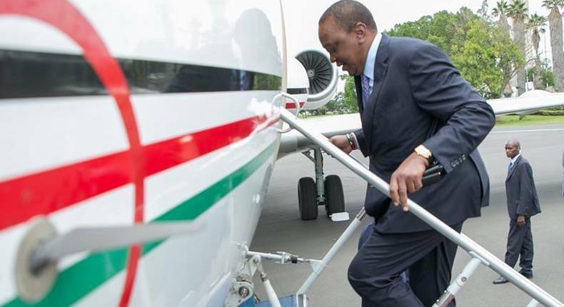 President Uhuru Kenyatta in DRC for 3-Day State Visit