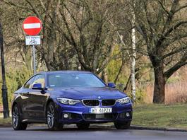 BMW 440i – Okres przejściowy | TEST