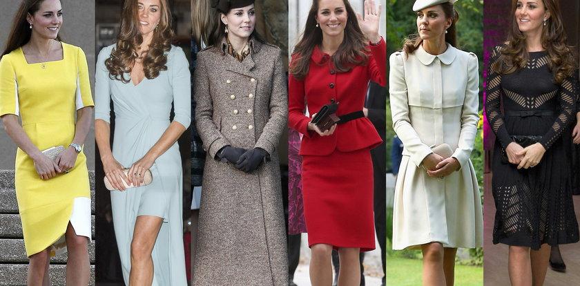 Księżna Kate najbardziej stylowa na świecie