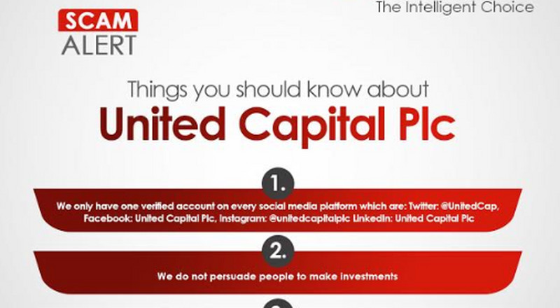 How to spot United Capital Plc