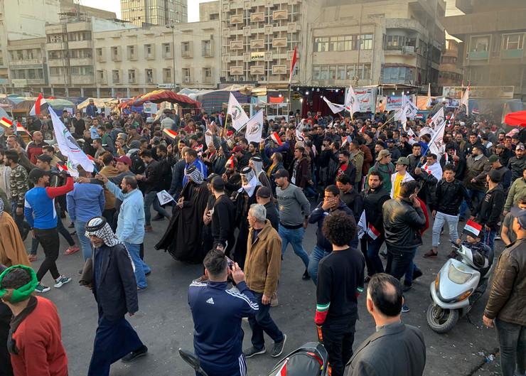 Irak protest protiv SAD 20191230 ap ali abdul hassan baghdad Di018022816