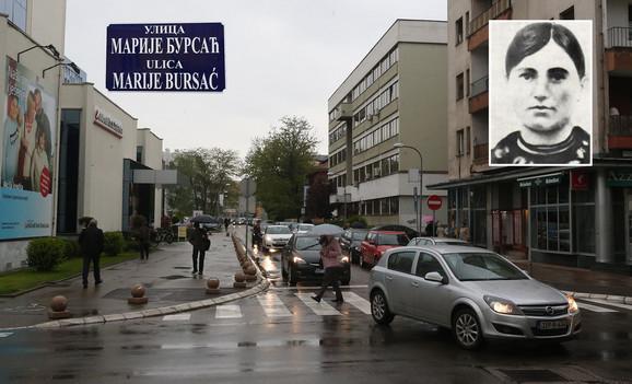 Ulica Marije Bursać